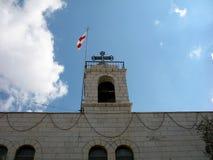 Старая христианская церковь Стоковые Фото