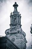 Старая церковь в Leszno, Польше стоковое изображение rf