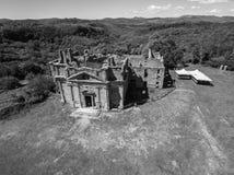Старая церковь Сан Bonaventura, Canale Monterano, централи оно Стоковое Изображение