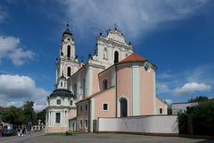 Старая церковь Стоковые Изображения
