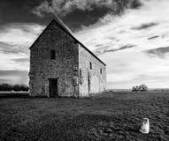 Старая церковь Стоковое Изображение
