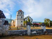 Старая церковь, oslob, Cebu, Стоковое Изображение RF