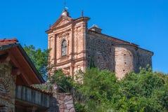 старая церков итальянская Стоковое фото RF