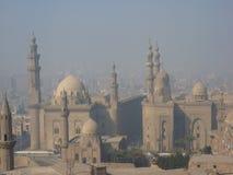 Старая цитадель в Каире Египте Стоковые Изображения