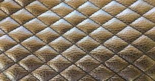 Старая черная кожаная предпосылка текстуры Органическая кожаная предпосылка Черная естественная кожаная текстура Стоковое Изображение