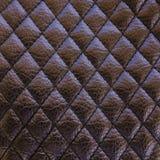 Старая черная кожаная предпосылка текстуры Органическая кожаная предпосылка Черная естественная кожаная текстура Стоковая Фотография