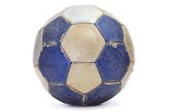 старая шарика кожаная Стоковые Фотографии RF