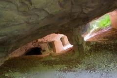 Старая шахта для выкапывая камней Стоковое фото RF