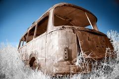 Старая шина Стоковые Изображения