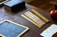 старая школа Стоковая Фотография RF