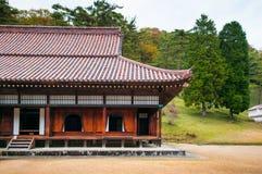 Старая школа Shizutani - Okayama Стоковые Изображения RF