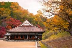 Старая школа Shizutani - Okayama Стоковое Изображение