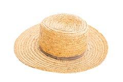 Старая шляпа стоковая фотография