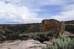 Старая юго-западная каменная кладка Стоковая Фотография