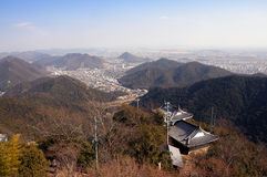 Старая Япония Стоковые Фотографии RF