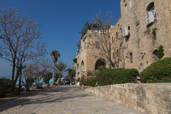 Старая Яффа. Израиль стоковое фото rf