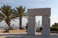 Старая Яффа. Израиль стоковое изображение rf