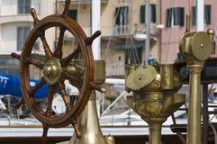 старая яхта Стоковые Изображения