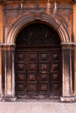 старая двери итальянская Стоковые Изображения RF