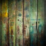 Старая деревянная предпосылка Стоковое Изображение