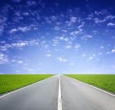 старая дорога Стоковое Фото