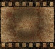 старая grunge рамки пленки для транспарантной съемки отрицательная Стоковое фото RF