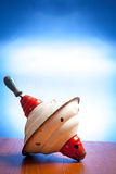 Старая huming верхняя игрушка Стоковое фото RF