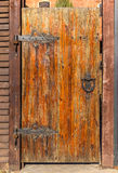 Старая lacqered калитка Стоковое Изображение