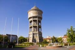 старая szeged вода башни Стоковые Фото