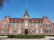 Старинное здание региональной администрации Берлина Стоковое Изображение
