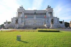 Старинное здание в Риме, Италии Стоковые Изображения RF