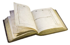 Старинные книги Стоковая Фотография