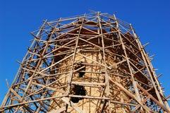 стародедовская башня ремонтины восстановления Стоковое Фото