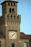 стародедовская башня часов стоковые изображения rf