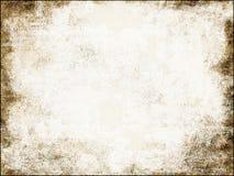 стародедовская бумага предпосылки Стоковые Изображения