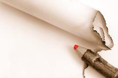 стародедовская бумага Стоковые Фотографии RF