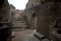 Стародедовская Великая Китайская Стена Китая стоковая фотография rf