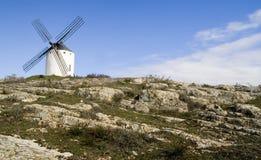 стародедовская ветрянка Стоковое Фото