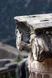 стародедовская Греция Стоковое фото RF