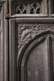 стародедовская дверь Стоковые Фотографии RF
