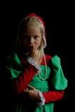 стародедовская девушка Стоковые Фотографии RF