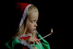 стародедовская девушка стоковое фото rf