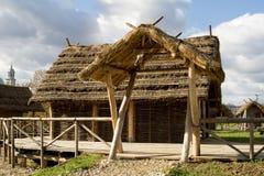 стародедовская дом Стоковое фото RF