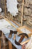 стародедовская дубильня Стоковые Фотографии RF