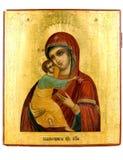 стародедовская икона церков Стоковая Фотография
