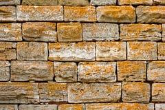стародедовская каменная стена стоковые изображения rf