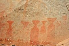 стародедовская картина Стоковое Изображение