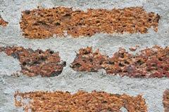 стародедовская кирпичная стена стоковое изображение rf