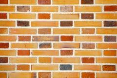 стародедовская кирпичная стена Стоковые Изображения RF
