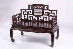 стародедовская китайская мебель Стоковое Изображение